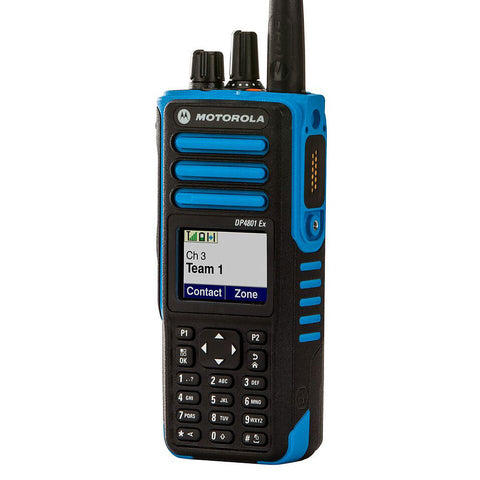 Motorola - DP4801 Ex ATEX Digital Radio