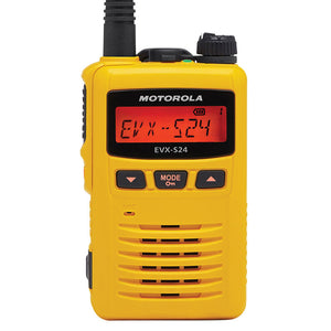 Motorola - EVX-S24 Digital Portable Radio (Thumbnail Image)