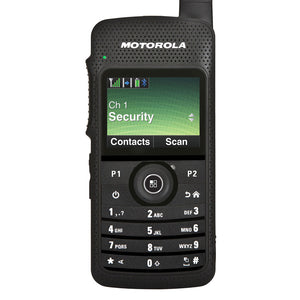 Motorola - SL4000e Digital Portable Radio (Thumbnail Image)