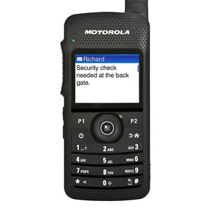 Motorola - SL4010e Digital Portable Radio (Thumbnail Image)