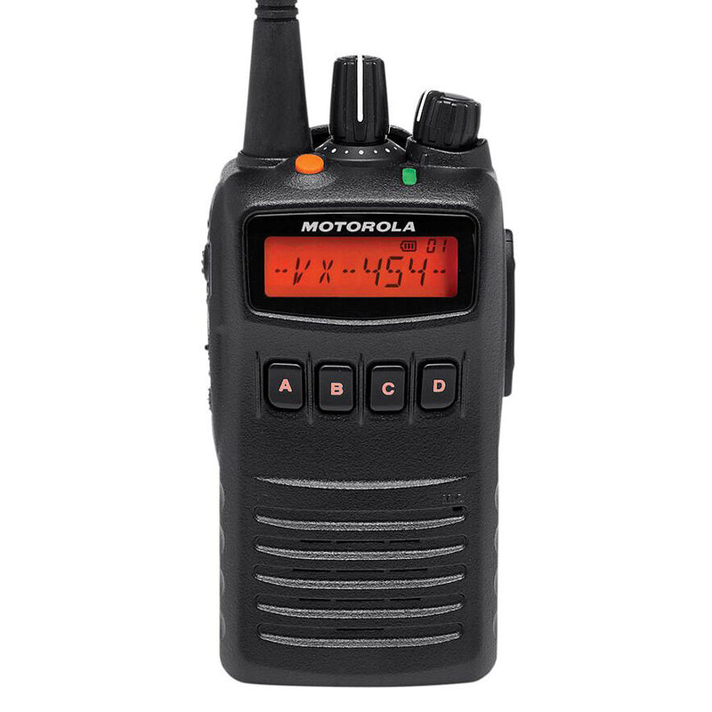 Motorola - VX454 Licenced Portable Radio