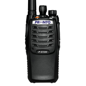 Pronto - P-5100/5200 Licensed Analogue Radio (Thumbnail Image)