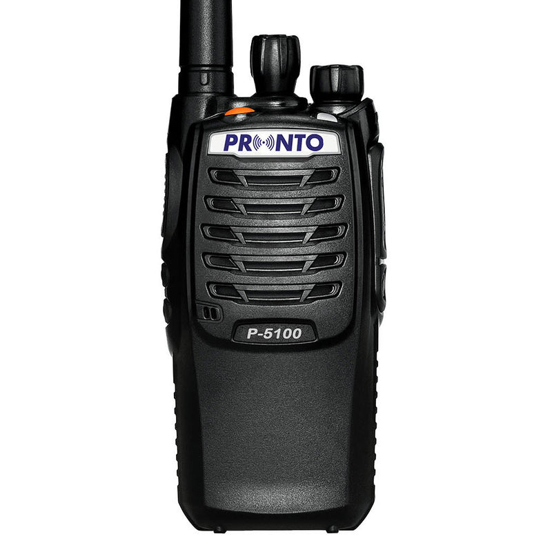 Pronto - P-5100/5200 Licensed Analogue Radio