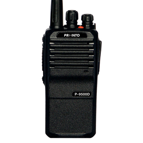 Pronto - P-9500D Digital Portable Radio