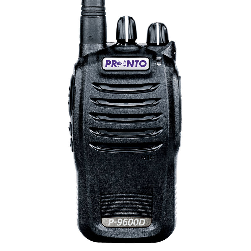 Pronto - P-9600D Digital Portable Radio