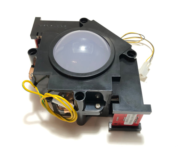 "3"" RGB Illuminated Arcade Trackball - Game Elf Harness"