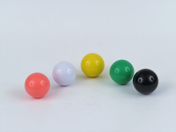 Arcade Joystick Ball Top Solid Colour