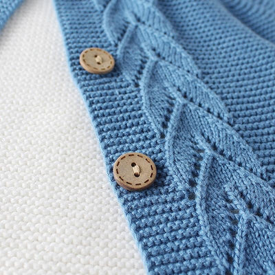 Cable Knit Cardigan | Clothing - Lulu Babe