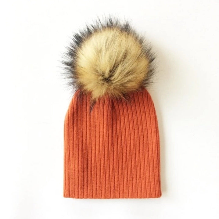 Ribbed Baby Beanie | Accessories - Lulu Babe