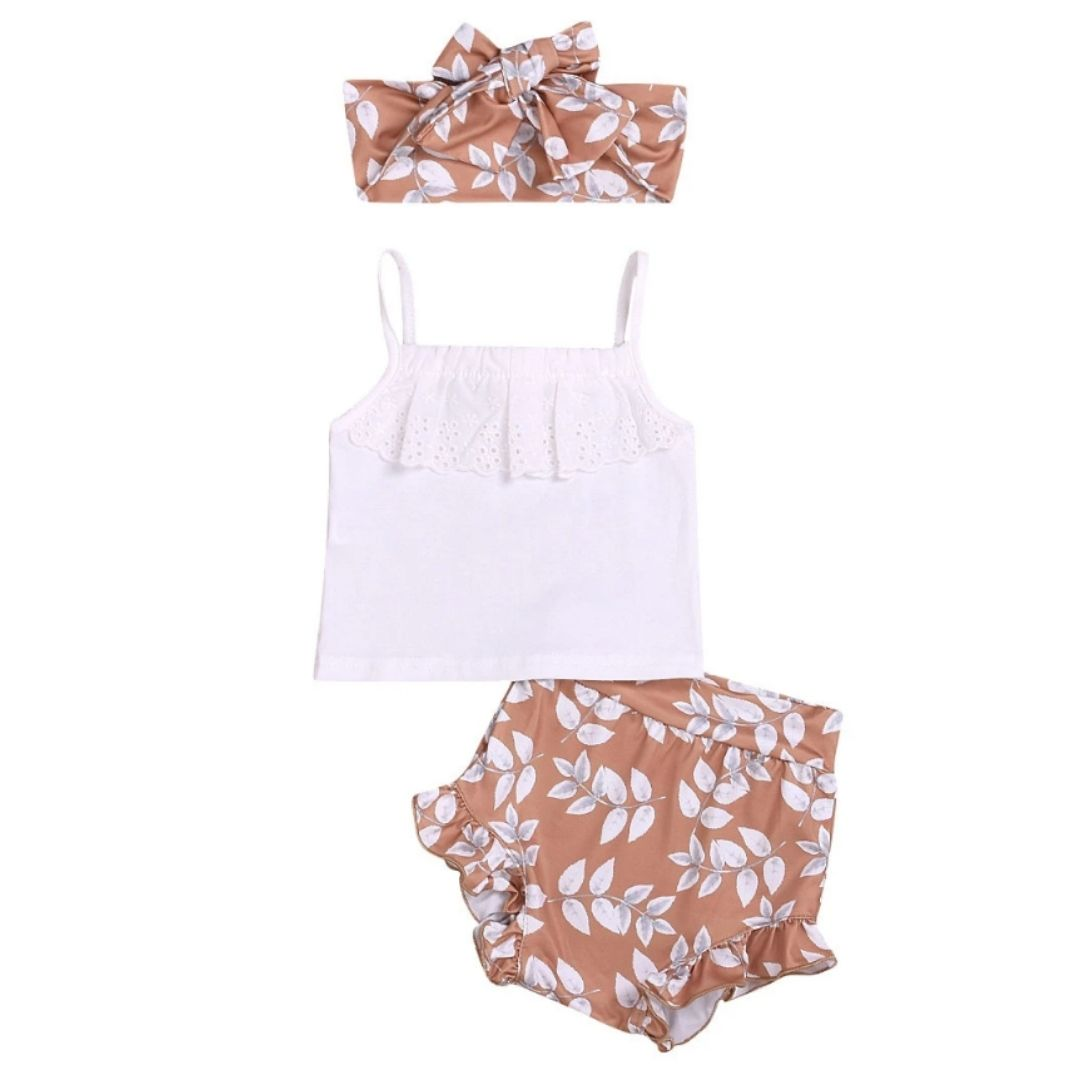 Harper Summer Set | Clothing - Lulu Babe