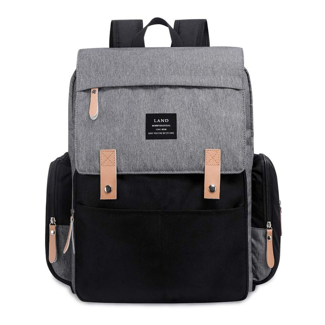 LAND Nappy Bag Backpack