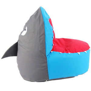 Mini Beanz® Finn the Shark Bean Bag for Tweens | Nursery - Lulu Babe