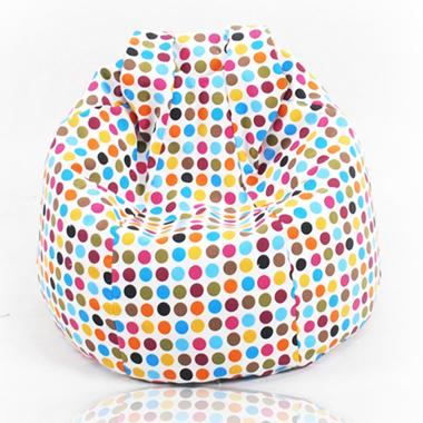 Mini Beanz® Polka Dot Bean Bag for Tweens | Nursery - Mini Beanz