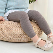 Ribbed Footless Tights | Unisex Baby Accessories - Lulu Babe