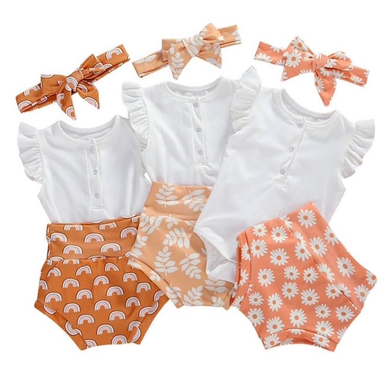 Alyssa Bloomer Set | Clothing - Lulu Babe