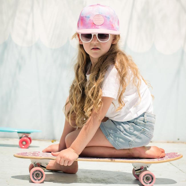 Cotton Candy Snapback Hat | Accessories - Little Renegade Company