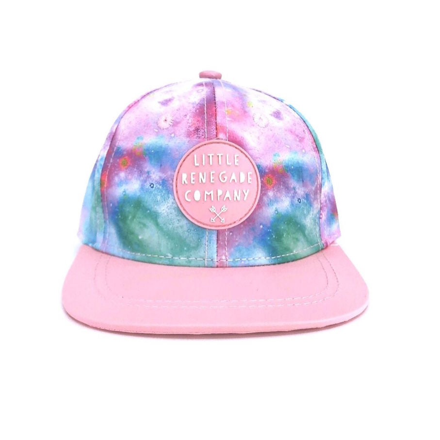 Cotton Candy Snapback Hat