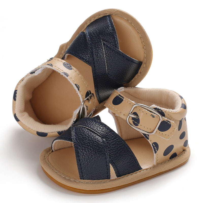 Leopard Baby Sandals | Shoes - Lulu Babe