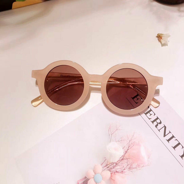 Kids Retro Sunglasses
