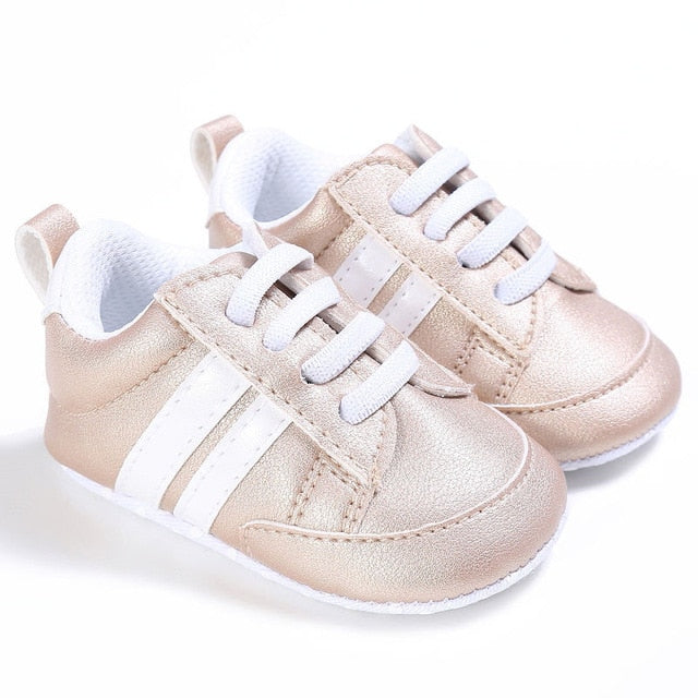 Baby's First Sneakers | Shoes - Lulu Babe