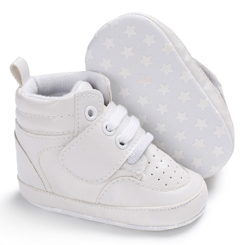 High Top Baby Shoes | Shoes - Lulu Babe