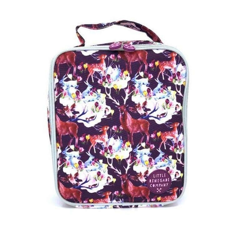 Woodland Wonder Insulated Lunch Bag