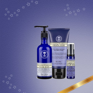 Rejuvenate your Beauty Frankincense Collection