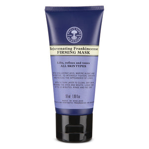 Rejuvenating Frankincense Firming Mask