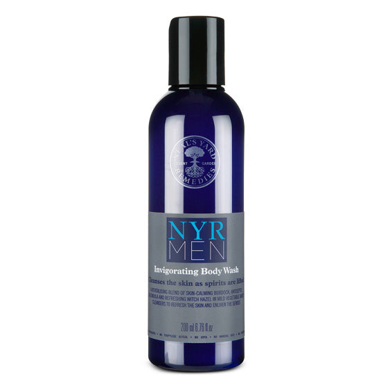 NYR MEN Invigorating Body Wash