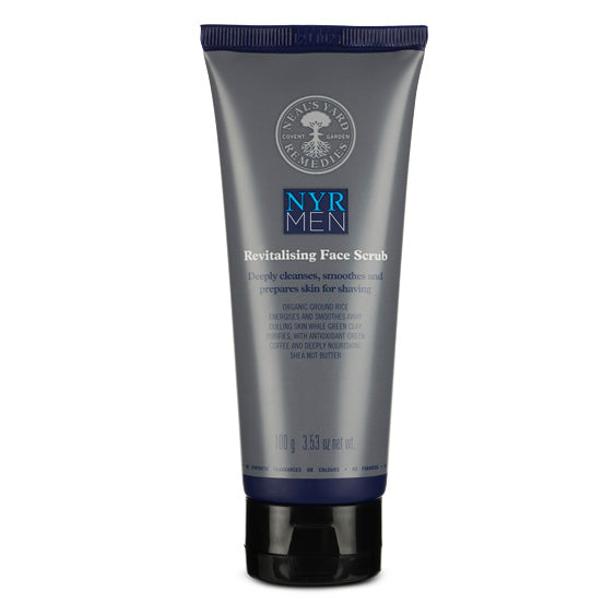 NYR MEN Revitalising Face Scrub