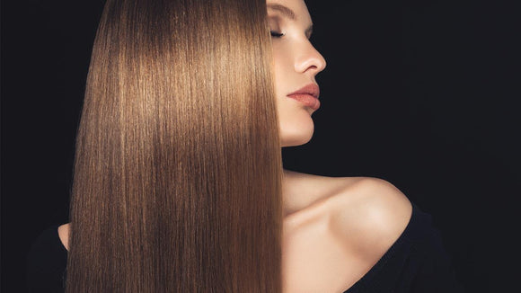 3 Steps To Get Shiny Hair