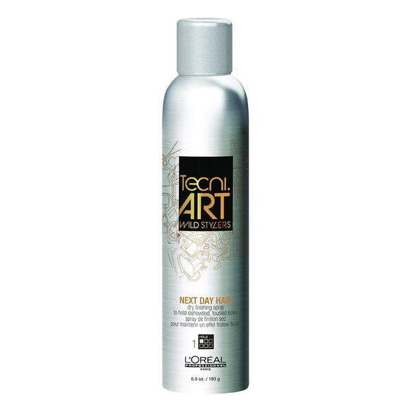 Next Day Hair Dry Finishing Spray
