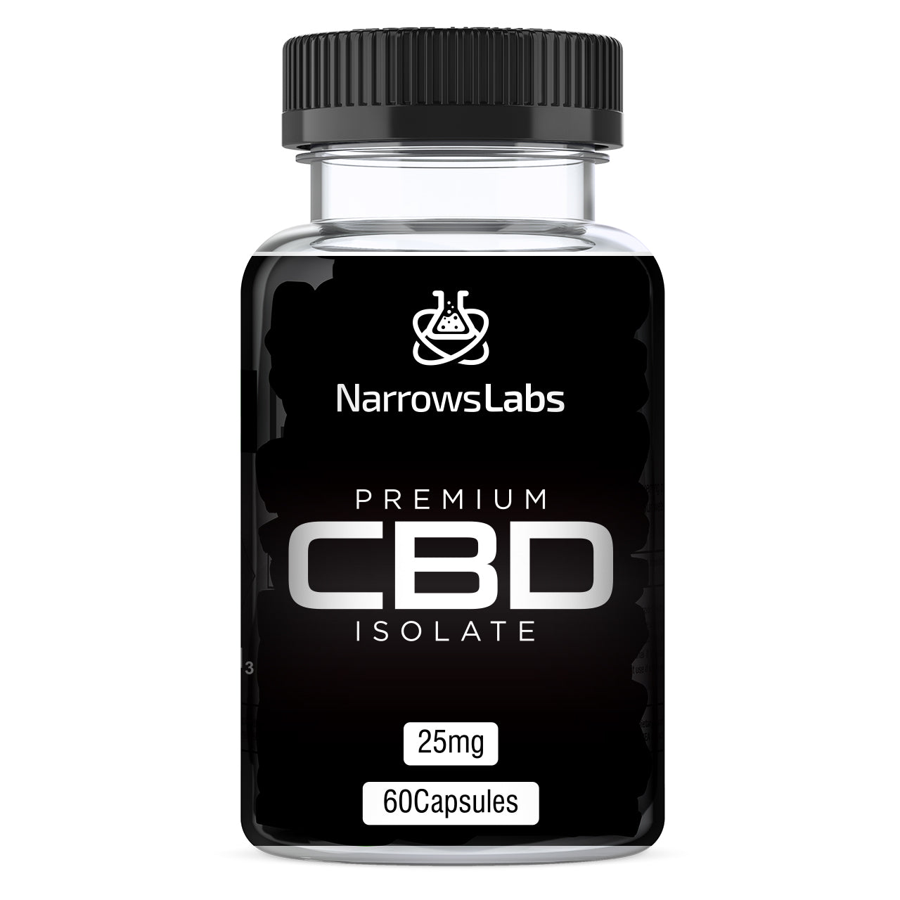 CBD Capsules 25mg NEW RELEASE
