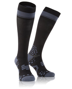 Under Control Full Socks Black