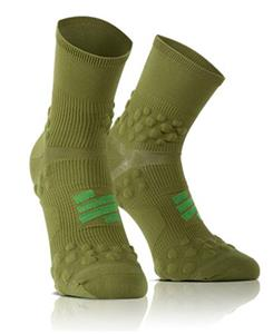 Under Control Pro High Socks Olive-green