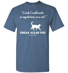 Edgar Allan Poe - Men's T-Shirt