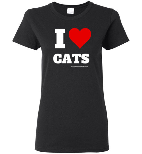 love_cats_women_shirt
