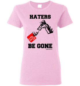 Haters - Women's T-Shirt