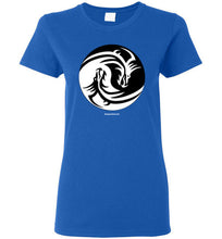 Yin Yang Dragons - Women's