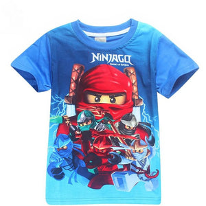 Blue Boys T-shirts Bobo Choses Boy Shirt Children T Shirt for Boy Tops Tees Boys Shirt Kids Clothes T-shirt