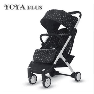 YOYAPLUS baby stroller light folding umbrella car can sit can lie ultra-light portable on the airplane