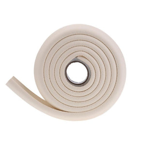 2M Baby Safety Table Desk Edge Corner Cushion Guard Strip Furniture Corner Protection Softener Bumper Protector