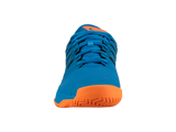 K-Swiss Ultrashot 2 Men's Tennis Shoe (Brilliant Blue/Neon Orange) - RacquetGuys
