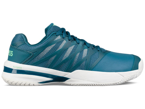 K-Swiss Ultrashot 2 Men's Tennis Shoe (Blue/White) - RacquetGuys