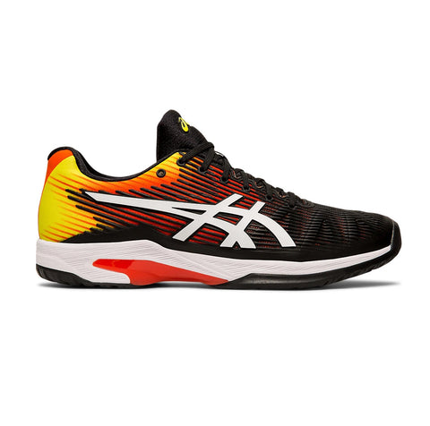 Asics Solution Speed FF Men's Tennis Shoe (Koi/White)
