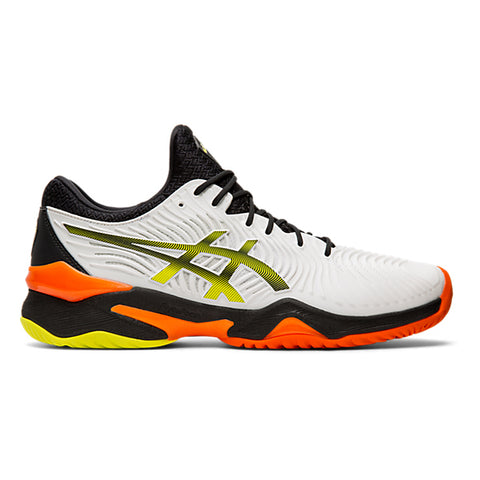 Asics Court FF 2 Men's Tennis Shoe (White/Black)