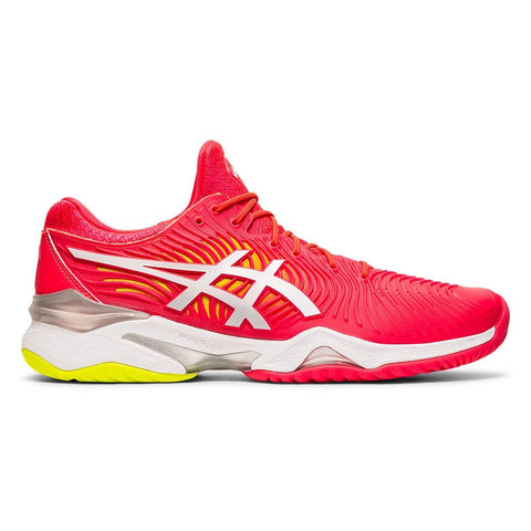 Asics Court FF 2 Women's Tennis Shoe (Laser Pink/White) - RacquetGuys