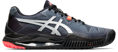 Asics Gel Resolution 8 L.E. Future Tokyo Women's Tennis Shoe (Black/Red) - RacquetGuys.ca