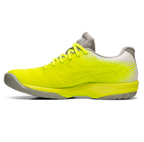 Asics Solution Speed FF Women's Tennis Shoe (Safety Yellow/White) - RacquetGuys