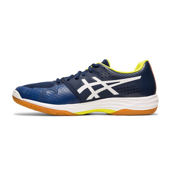 Asics Solution Speed FF Men's Tennis Shoe (Blue Expanse/White) - RacquetGuys